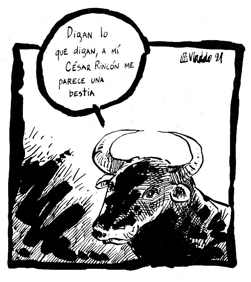 No a las corridas de toros (1/2)