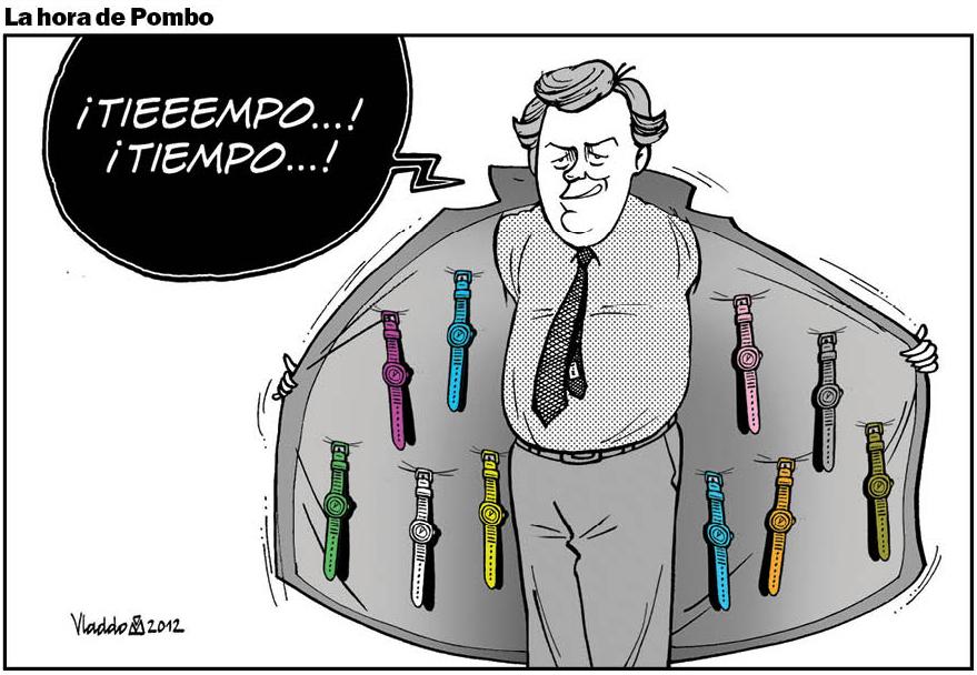 Repaso de 2012, en 70 caricaturas de Vladdo (3/6)
