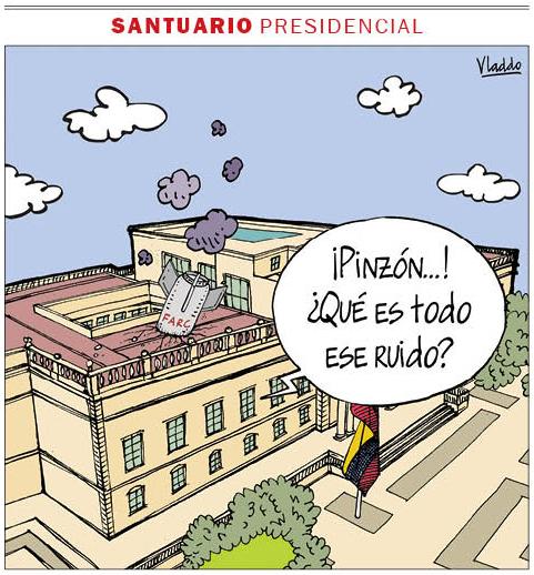 Repaso de 2012, en 70 caricaturas de Vladdo (5/6)