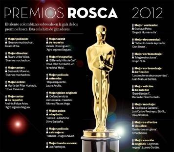 La versión vladdomaníaca de los Premios Oscar.