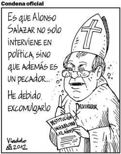 Ordóñez destituyó al exalcalde de Medellín.