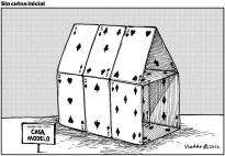 Juan Manuel Santos anunció la construcción y entrega gratuita de 100,000 casas.