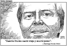 Se fue un gran hombre del periodismo.