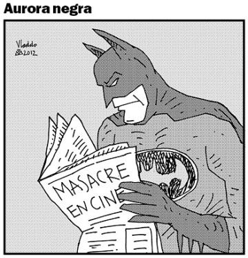 Matanza en el estreno de la nueva película de Batman, en EE.UU.