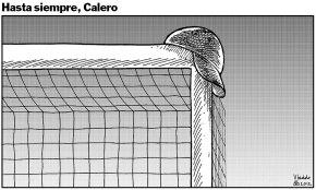 Se fue el exarquero de la Selección Colombia Miguel Calero.